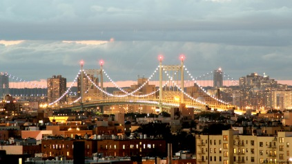 Robert F. Kennedy Bridge, Bronx, NY, Triborough Bridge, NYC
