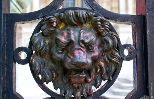 Hôtel de Ville, Paris, leon, lion