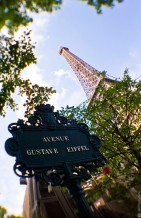 Eiffel tower, Paris, photography