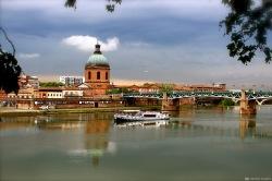 Toulouse, Garonne River