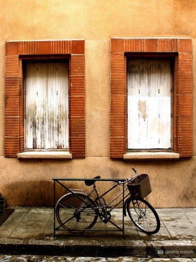 Toulouse, bicycle, bike